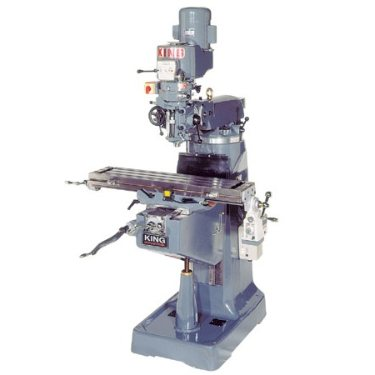 king milling machine