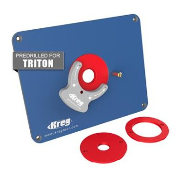Kreg router table insert plate - Kreg router table accessories ...