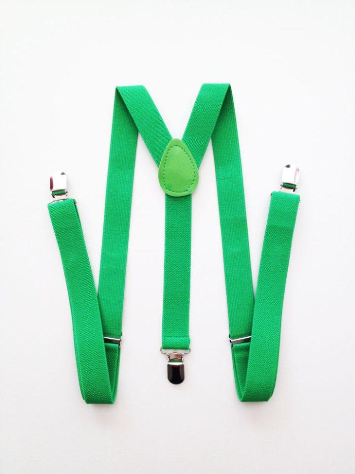 Resultado de imagen de green suspenders